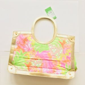 Lilly Pulitzer Bags - New! Lilly Pulitzer Resort Tote, Style 90310